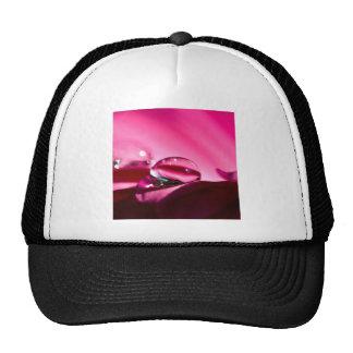Pink Drop Trucker Hat
