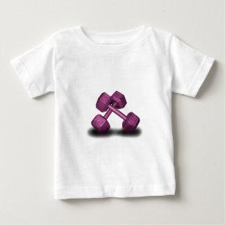 Pink Dumbbells Merchandise Baby T-Shirt