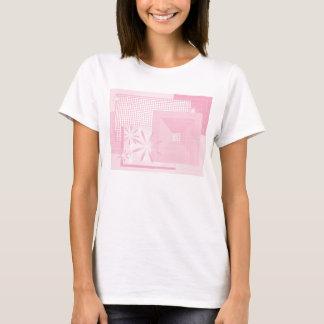 pink eabstract imag T-Shirt