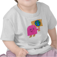 Pink Earth T-shirts