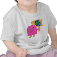 Pink Earth T-shirts