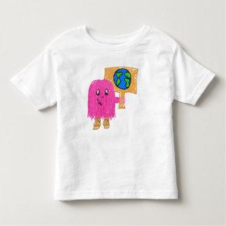 Pink Earth Toddler T-shirt