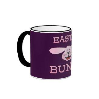Pink Easter Bunny Mug