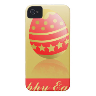 Pink Easter iPhone 4 Case