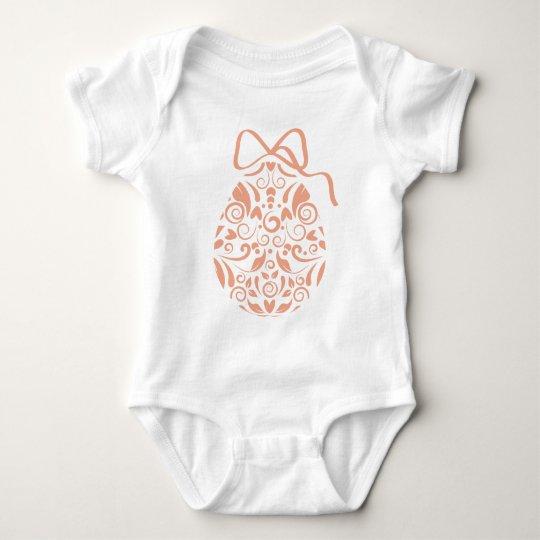 pink-egg.png baby bodysuit