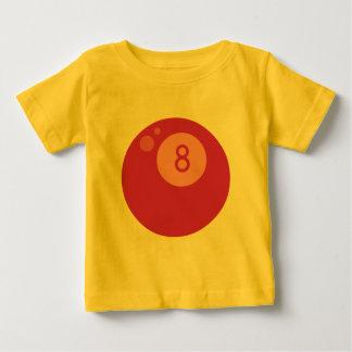 Pink Eightball Baby T-Shirt