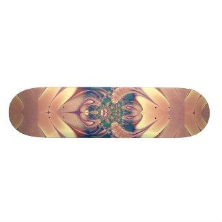 Pink Elegance Skate Board