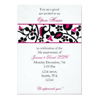 pink Elegant Corporate party Invitation