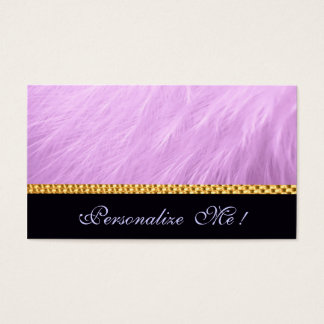 Pink Elegant Girly Cute Wedding / House-of-Grosch Business Card