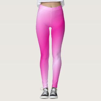 pink elegant leggings colored festive modern