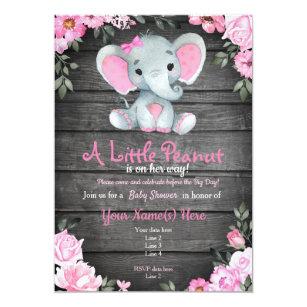 Baby Shower Elephant Theme