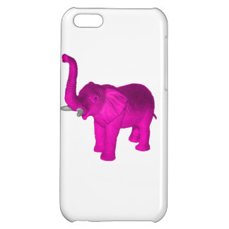 Pink Elephant Case For iPhone 5C