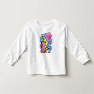 Pink Elephant - Happy Birthday my friend T Shirt