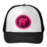 PINK ELEPHANT HAT