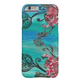 Pink Elephant ID iPhone 6 case