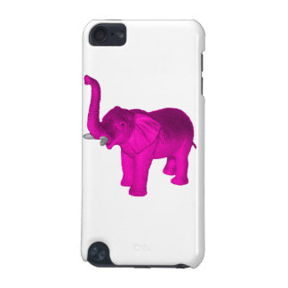 Pink Elephant iPod Touch (5th Generation) Covers