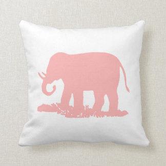 Pink Elephant Pillows
