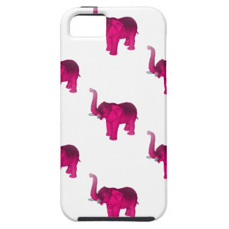 Pink Elephant(s) iPhone 5 Case