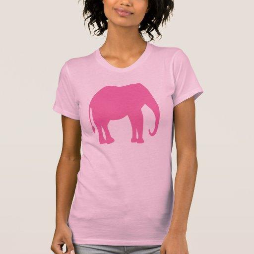 Pink Elephant shirt. T-Shirt