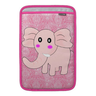 Pink Elephant Sleeve For MacBook Air