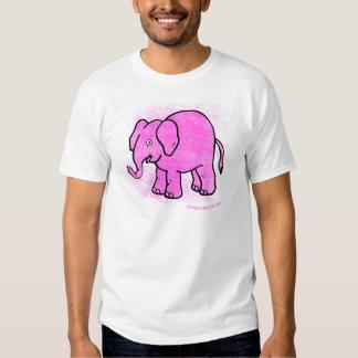 pink elephant tee shirt