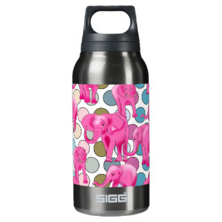 Pink Elephant Thermos Bottle