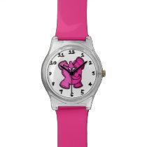 Pink Elephant Watch