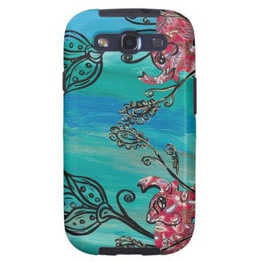 Pink Elephants Samsung Galaxy S Samsung Galaxy S3 Covers