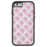 Pink Elephants Tough Xtreme iPhone 6 Case