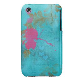 Pink elf in love Case-Mate iPhone 3 case