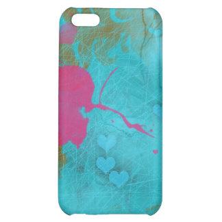 Pink elf in love iPhone 5C cases