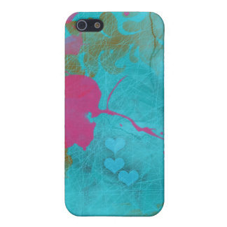 Pink elf in love cases for iPhone 5