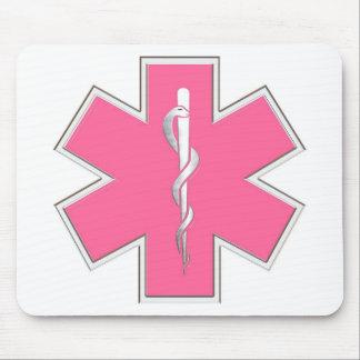 Pink EMT Mouse Pad