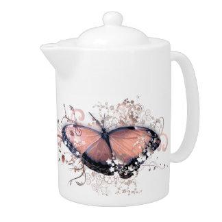 Pink Enchantment Teapot