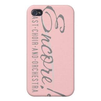 Pink Encore 4G phone case