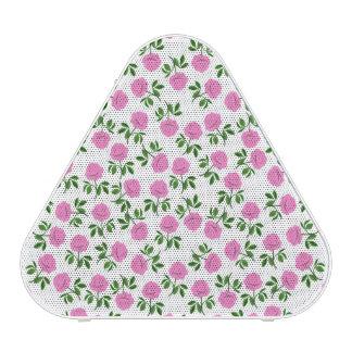 Pink English Tea Garden Roses Pieladium Speaker