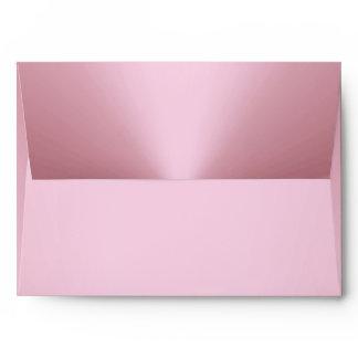 Pink Envelope 5 x 7