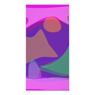 Pink Environment Card