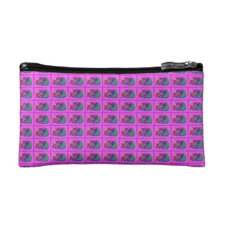 Pink Environment Makeup Bag