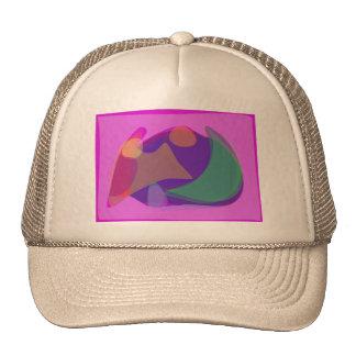 Pink Environment Trucker Hat