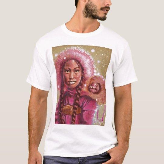 Pink eskimo T-Shirt