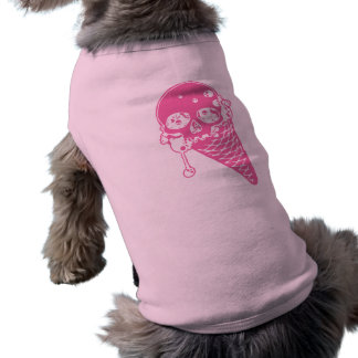 Pink Evil Ice Cream T-Shirt