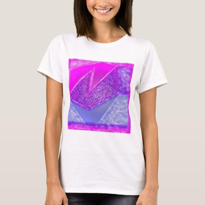 Pink Experiment T-Shirt