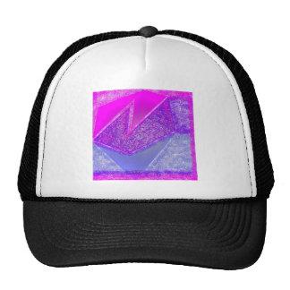 Pink Experiment Trucker Hat