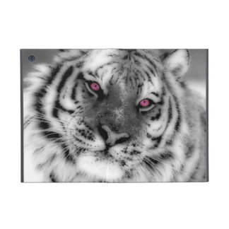 Pink Eyed Tiger iPad Mini Cases