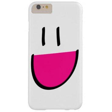 Pink Face iPhone 6 Plus Case