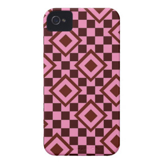 Pink Face on the iPhone 4 Barely There Case