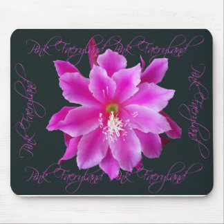 PINK FAERYLAND by SHARON SHARPE Mouse Pad