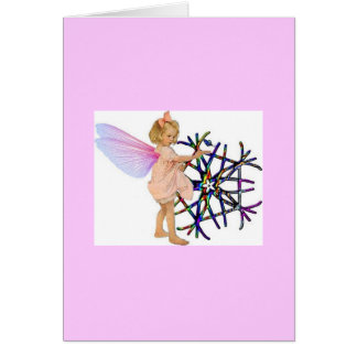 Pink Fairy Cards