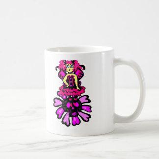 pink Fairy Classic White Coffee Mug